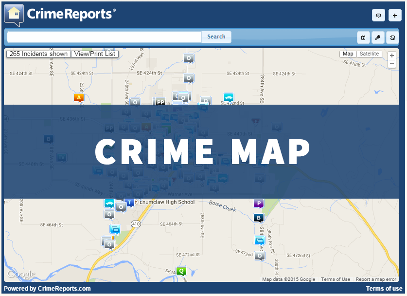 CrimeReportsMap-Icon