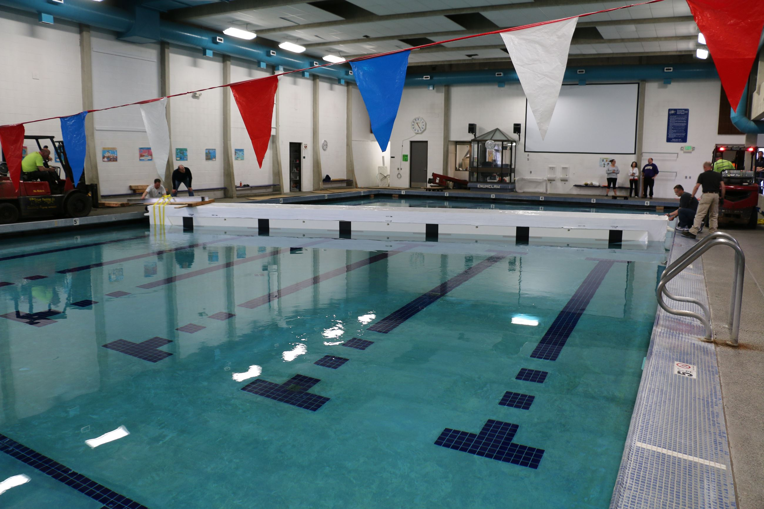 Aquatic Center Bulkhead Replacement Project Video