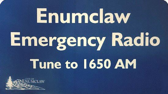 Emergency Radio Graphic