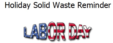 laborday waste