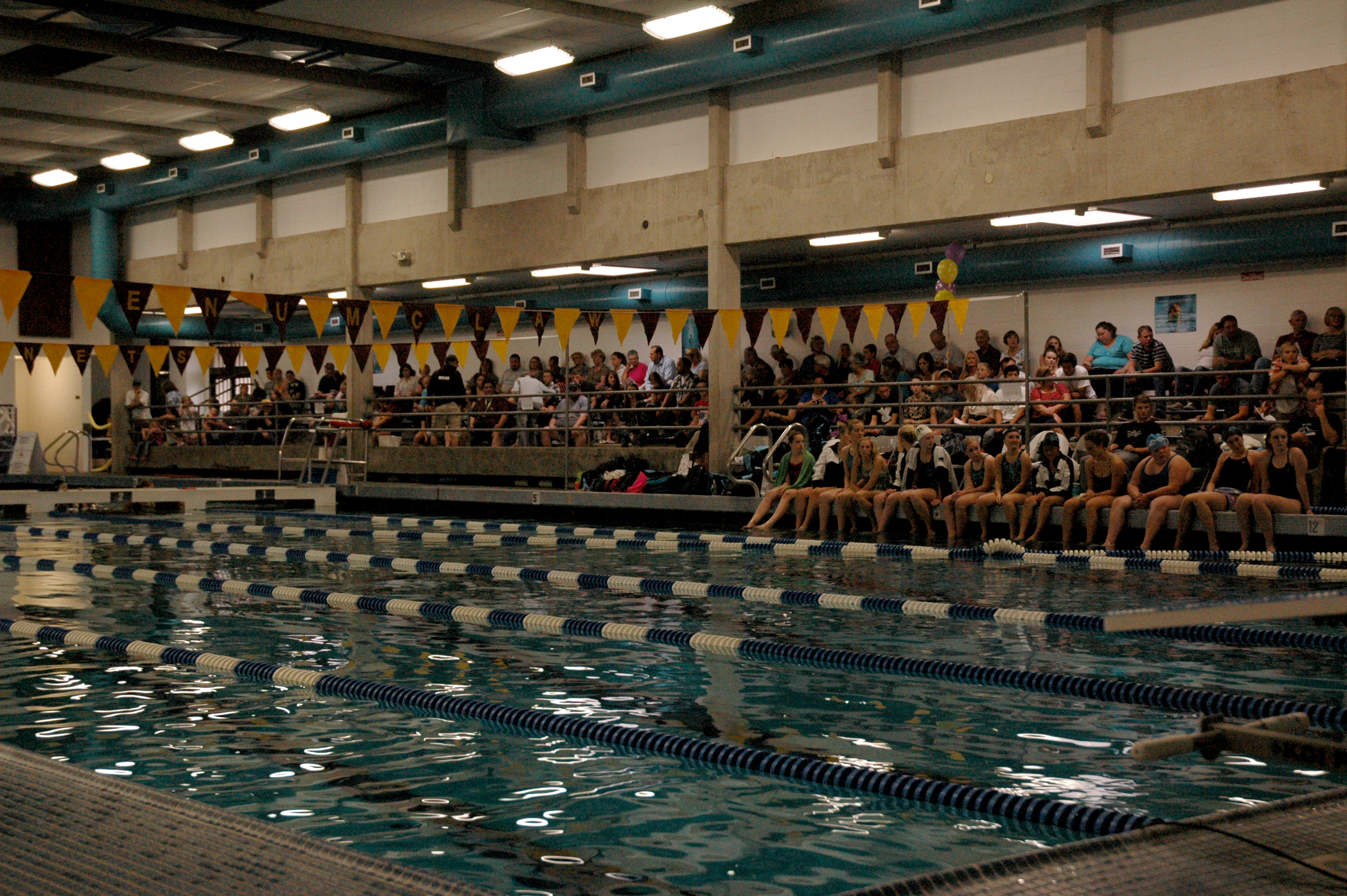EHS Girls Meet 2014
